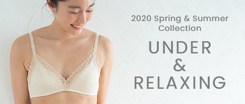 2020SS UNDER&RELAXING COLLECTION